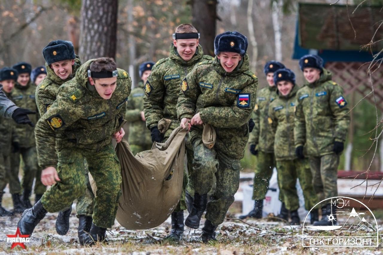 Военно-тактическая игра «Фаертаг»