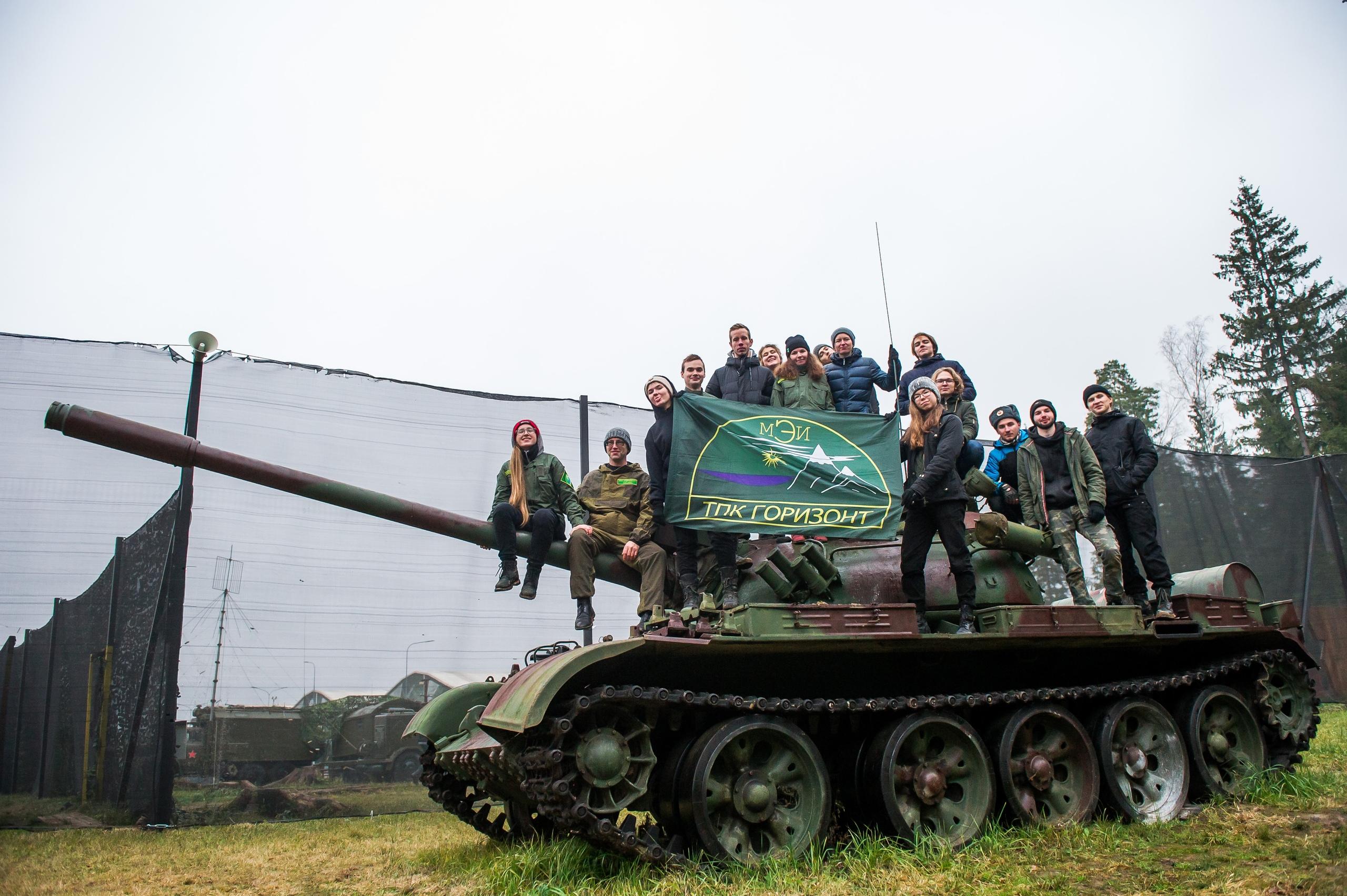 Военно-спортивные игры в НИУ «МЭИ»